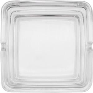 角型ガラス灰皿